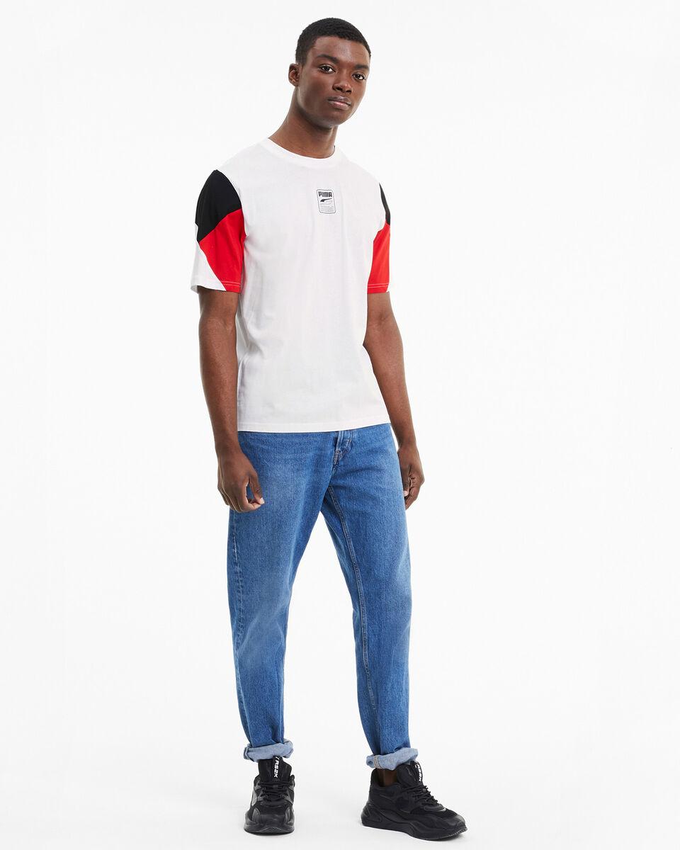T-Shirt PUMA REBEL ADVANCED M S5235149 scatto 7