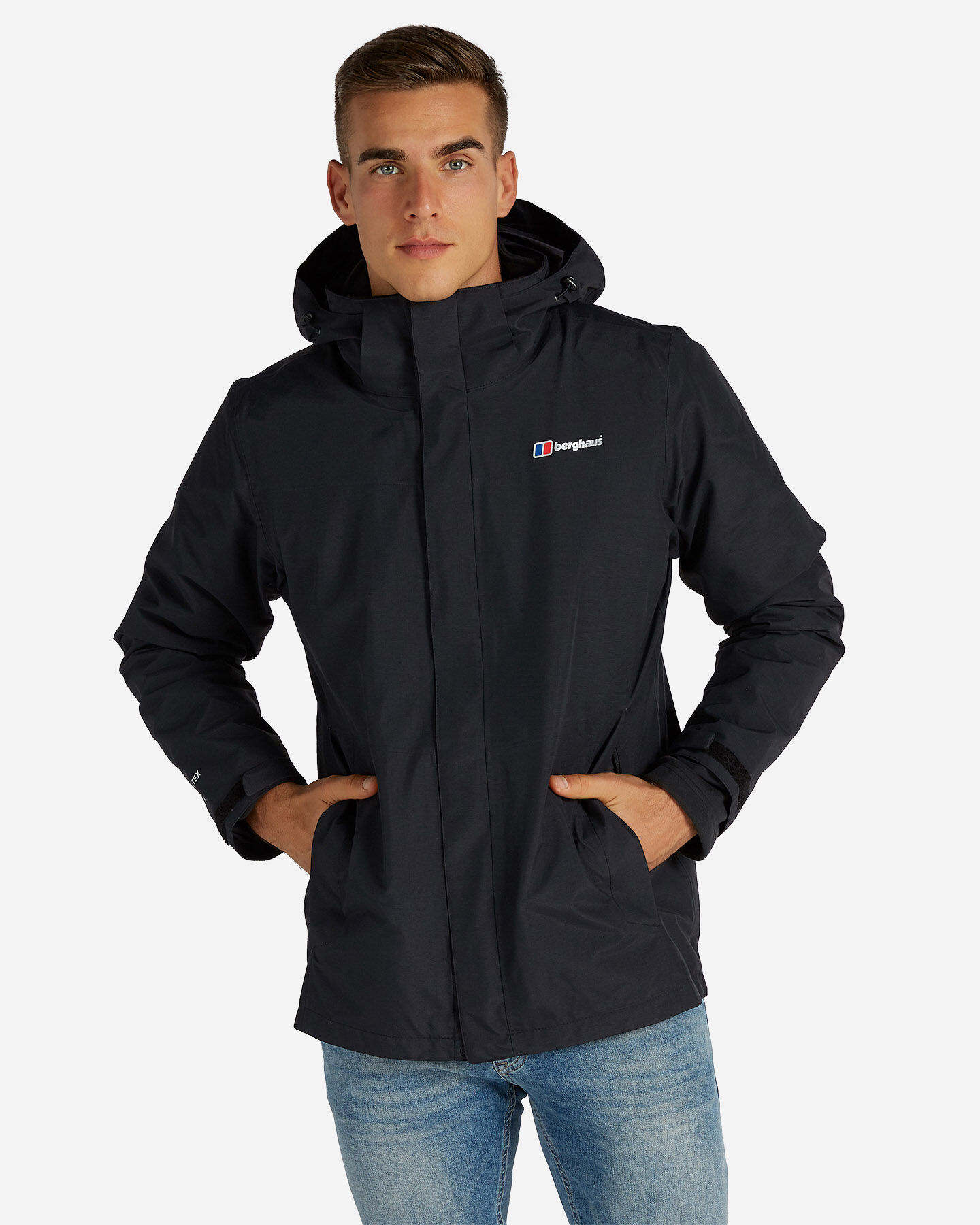 Giacca outdoor BERGHAUS HILLWALKER 3IN1 M S4026235 scatto 0