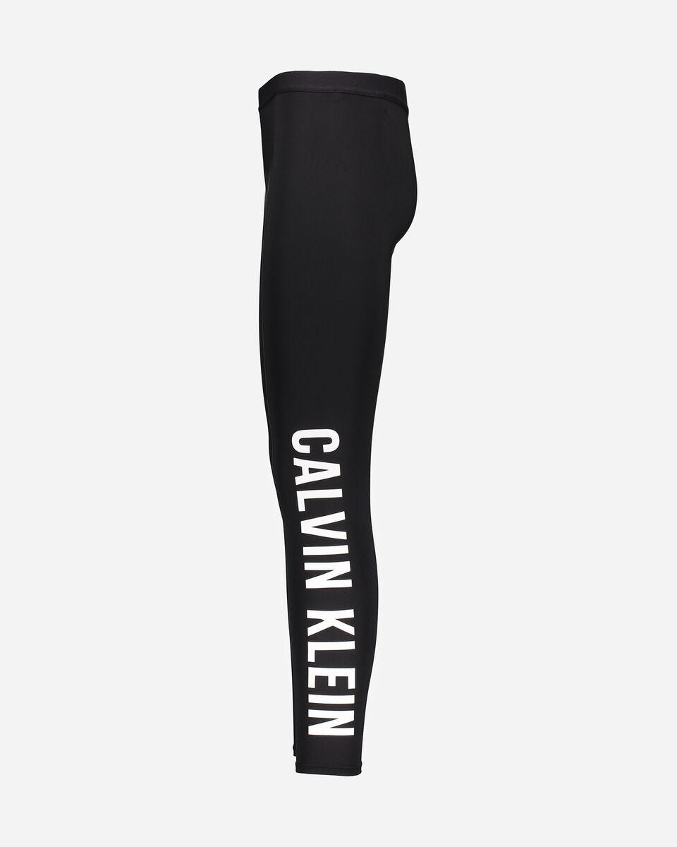 Leggings CALVIN KLEIN POLY BLOGO GAMBA W S4052311 scatto 1