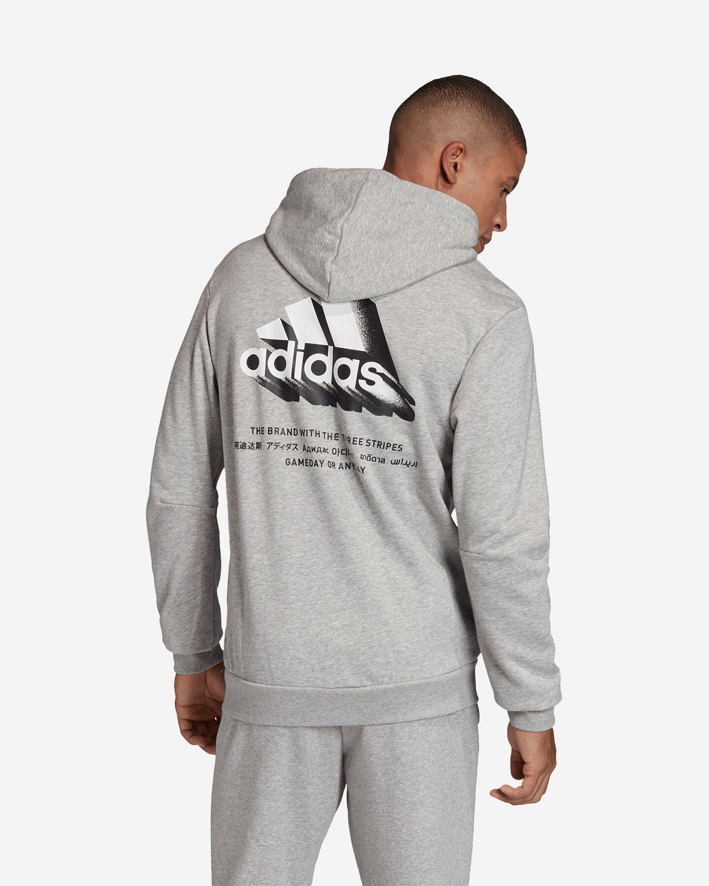 Felpa ADIDAS MUST HAVE ENCH M S5153855 scatto 4
