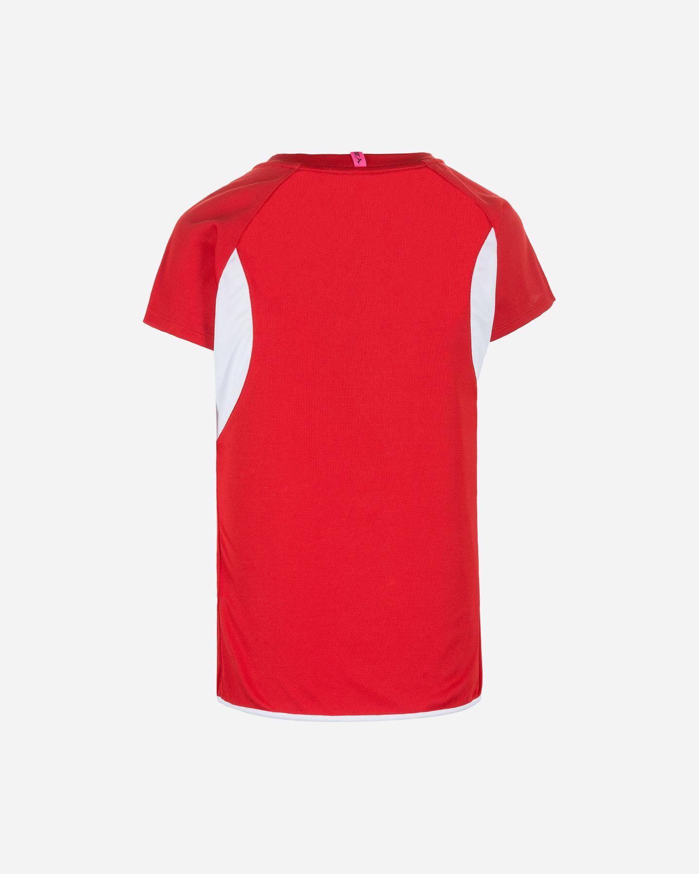 T-Shirt running MIZUNO RUN AUTHENTIC W S5191566 scatto 1