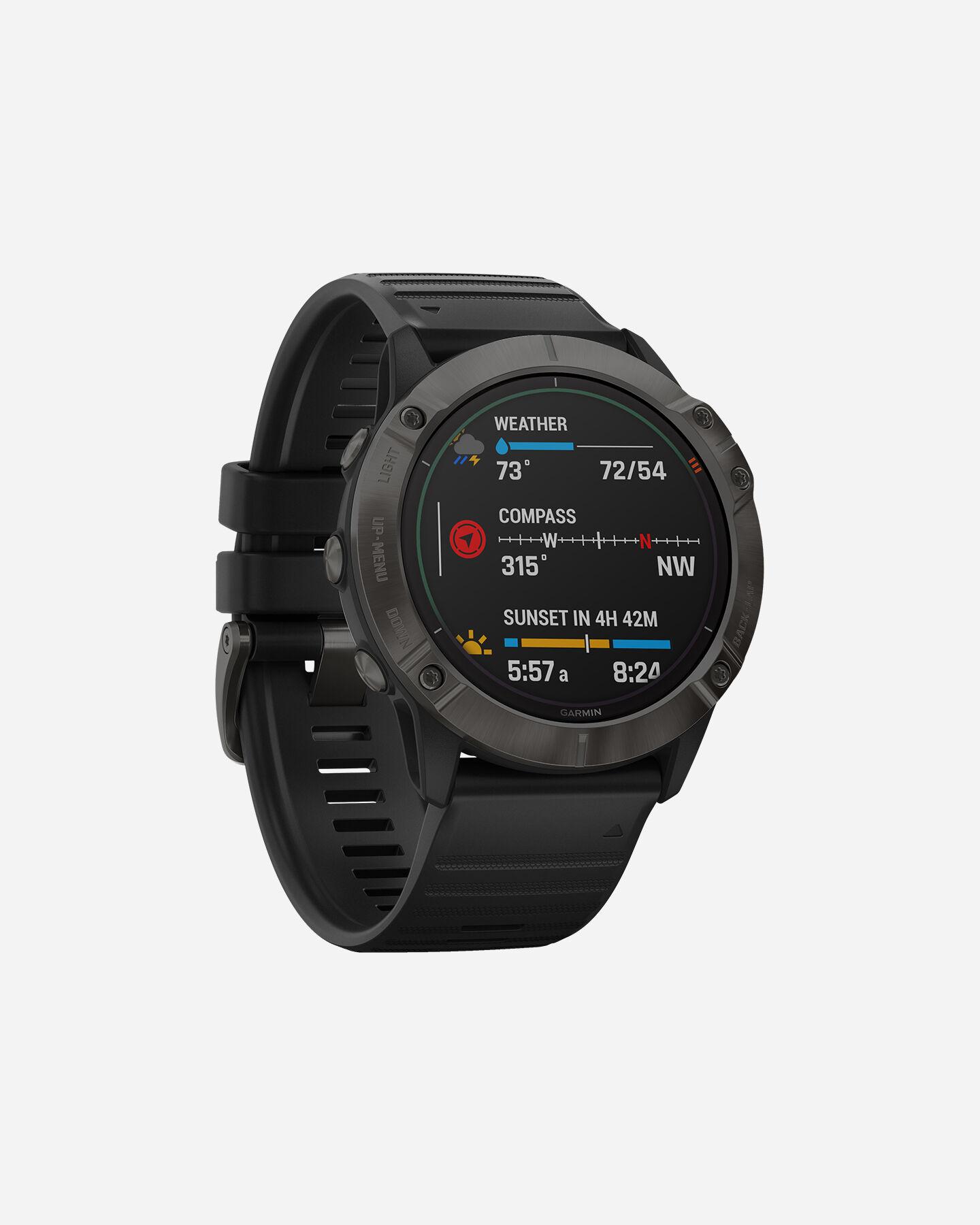 Orologio multifunzione GARMIN FENIX 6X PRO SOLAR S4076559|21|UNI scatto 3