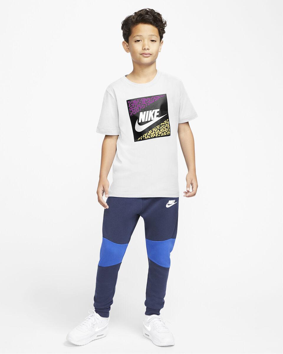 T-Shirt NIKE FUTURA JR S5197420 scatto 4