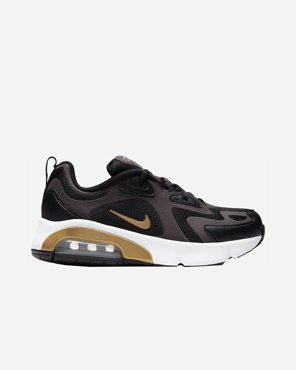 Scarpe sneakers NIKE AIR MAX 200 GS JR S5131961 scatto 0