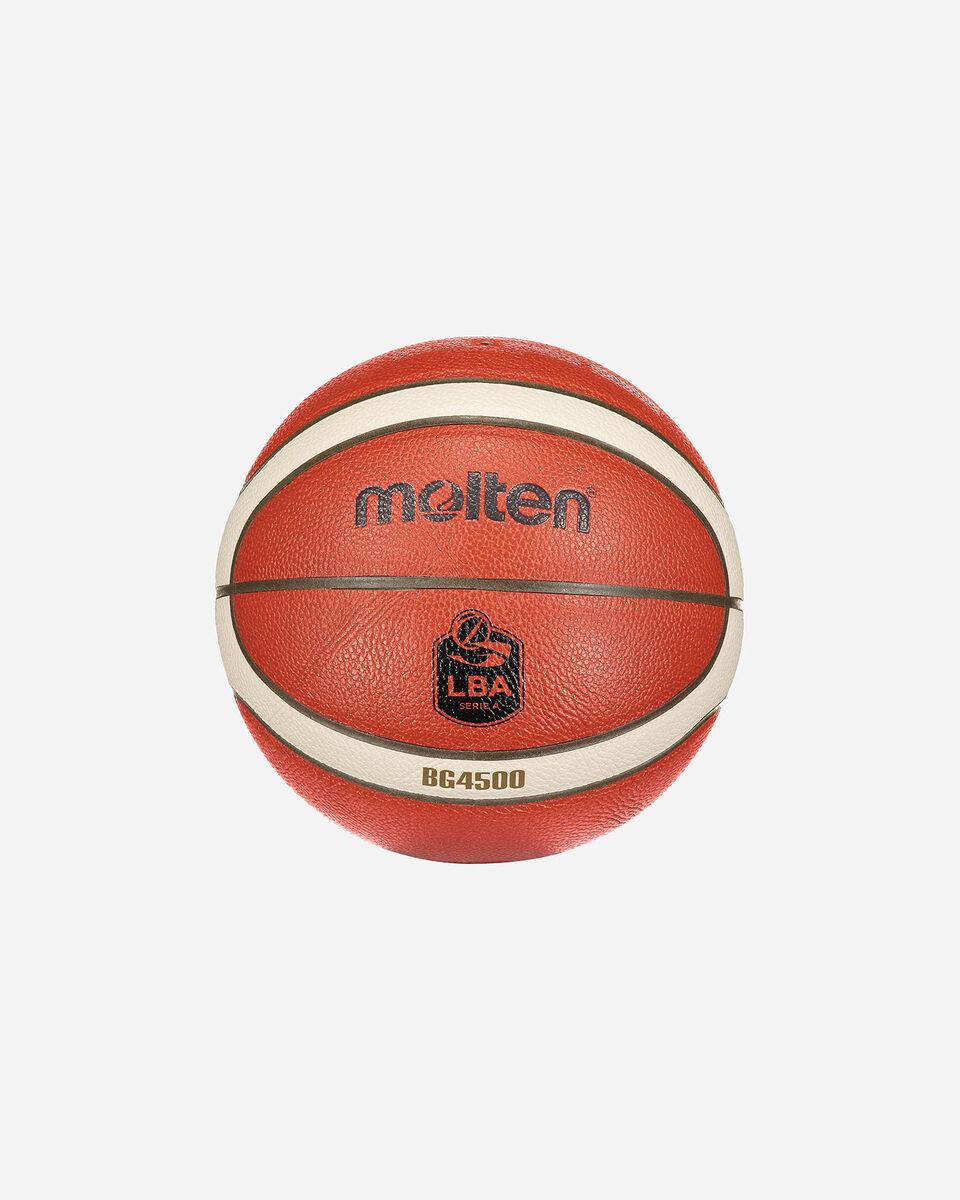 Pallone basket MOLTEN BASKET OFFICIAL 7 S5203830|UNI|UNI scatto 0