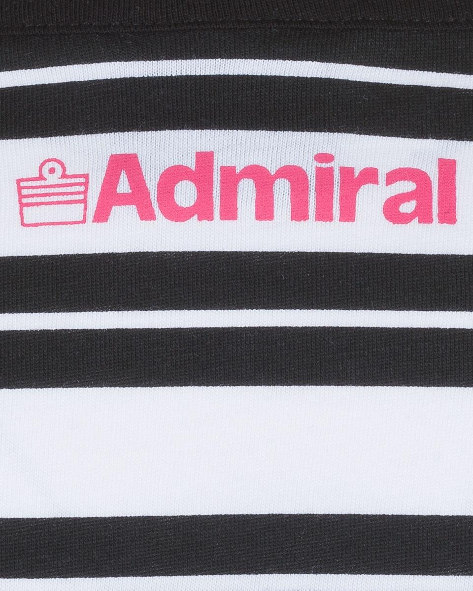T-Shirt ADMIRAL TATTOO STRIPES JR S4075966 scatto 2