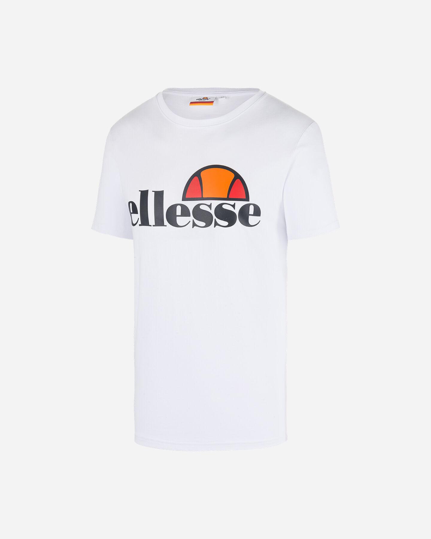 T-Shirt ELLESSE BIG LOGO M S4073846 scatto 5
