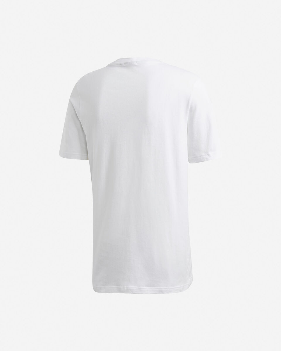 T-Shirt ADIDAS OUTLINE M S5210669 scatto 1
