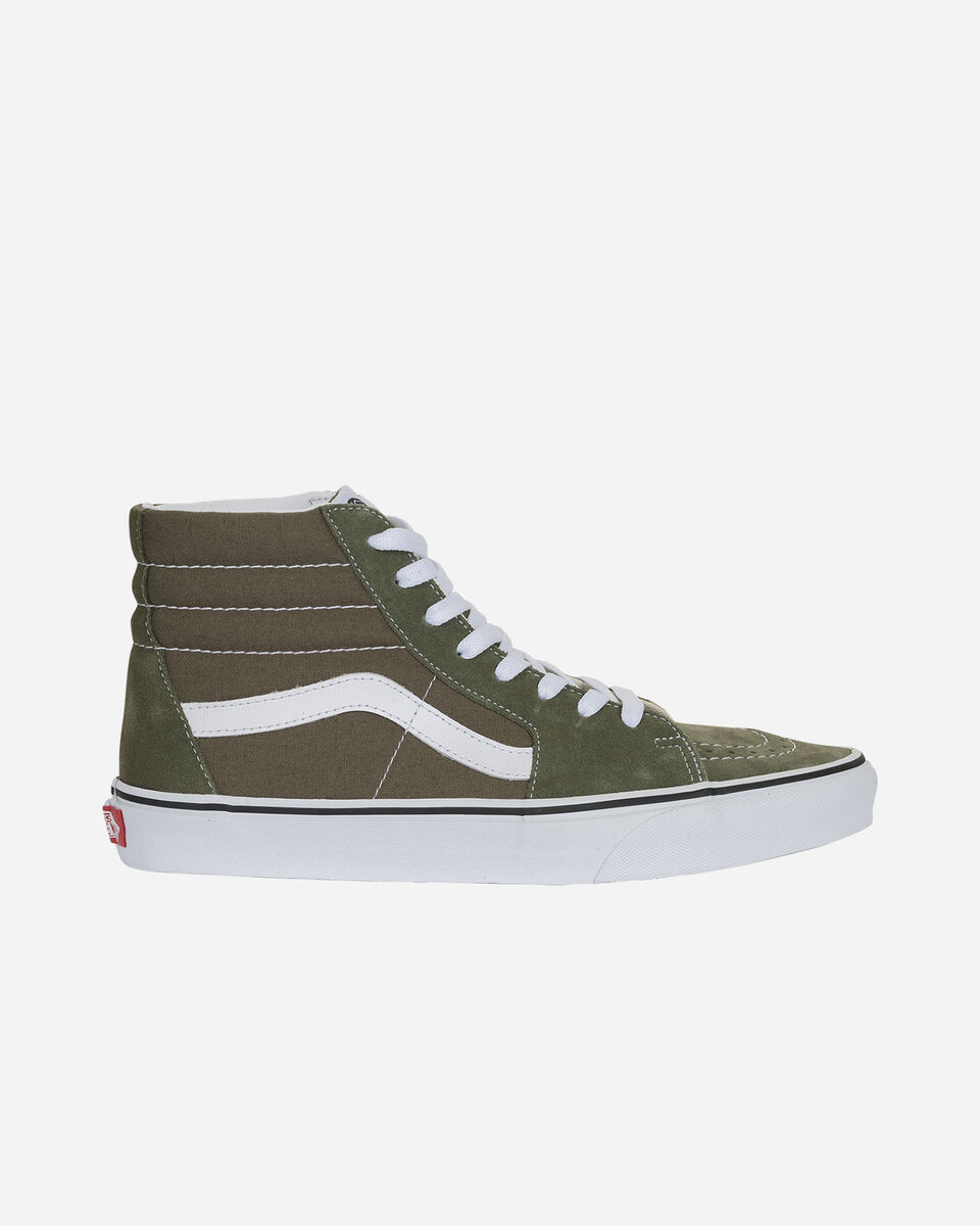 Scarpe sneakers VANS SK8-HI GRAPE M S5241049 scatto 0