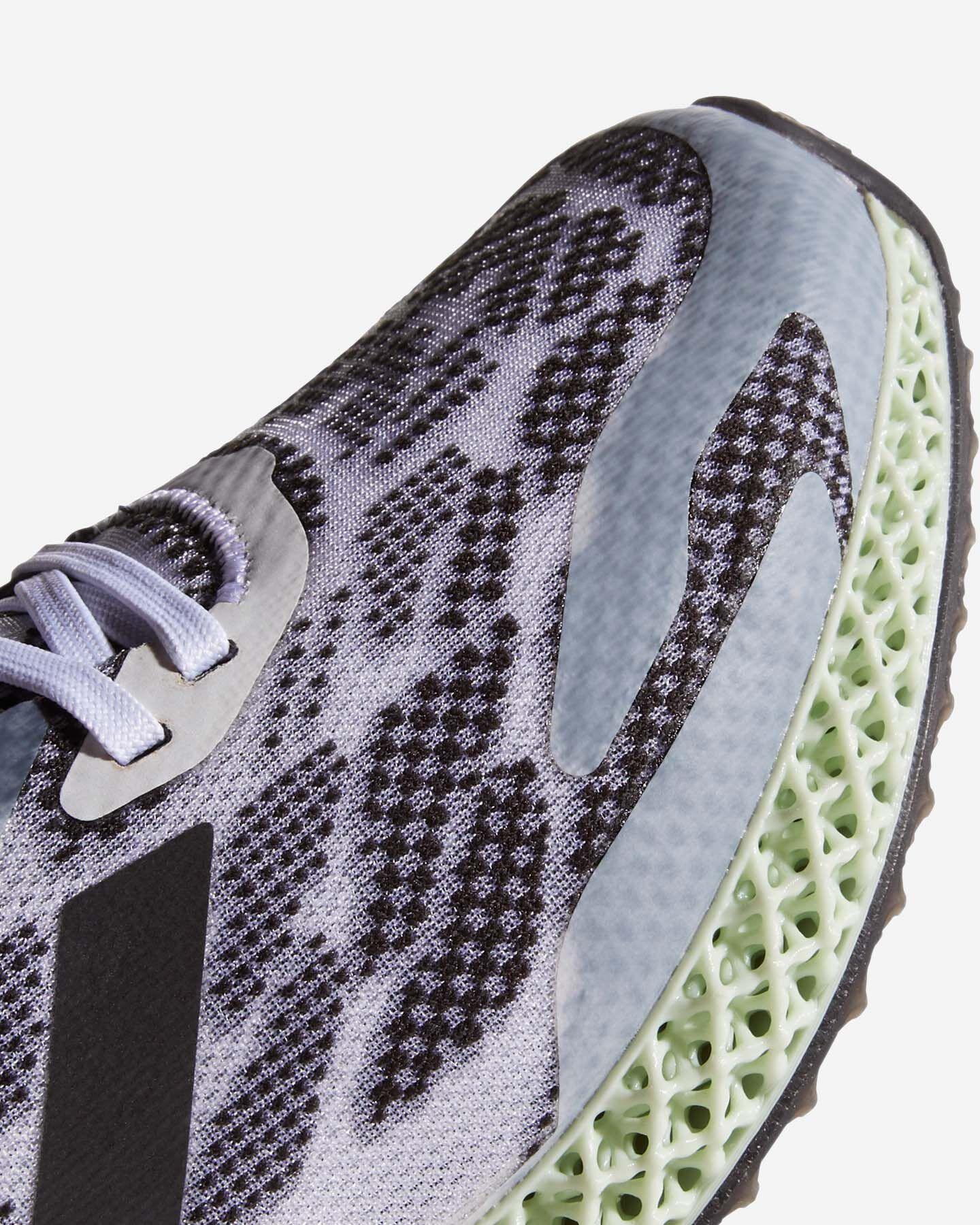 Scarpe sneakers ADIDAS 4D RUN 1.0 M S5171632 scatto 5