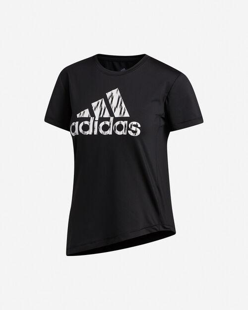 T-Shirt training ADIDAS BIG LOGO STYLE W