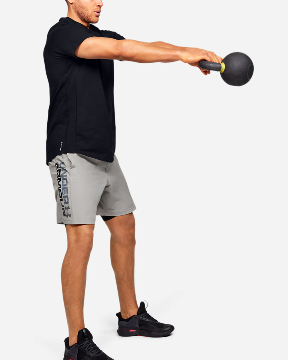 T-Shirt training UNDER ARMOUR CHARGED M S5169035 scatto 5