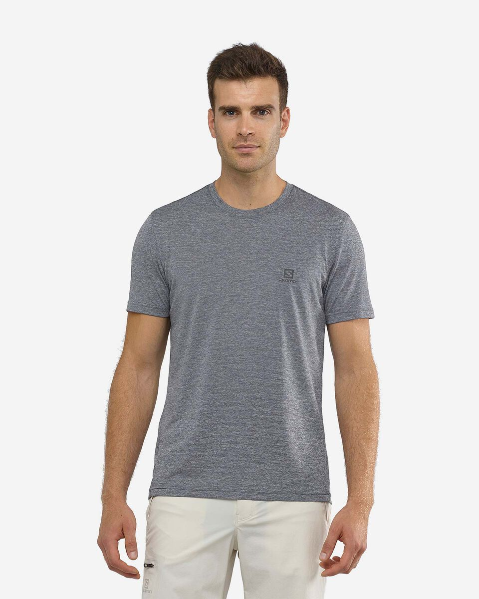 T-Shirt SALOMON EXPLORE PIQUE M S5173794 scatto 2