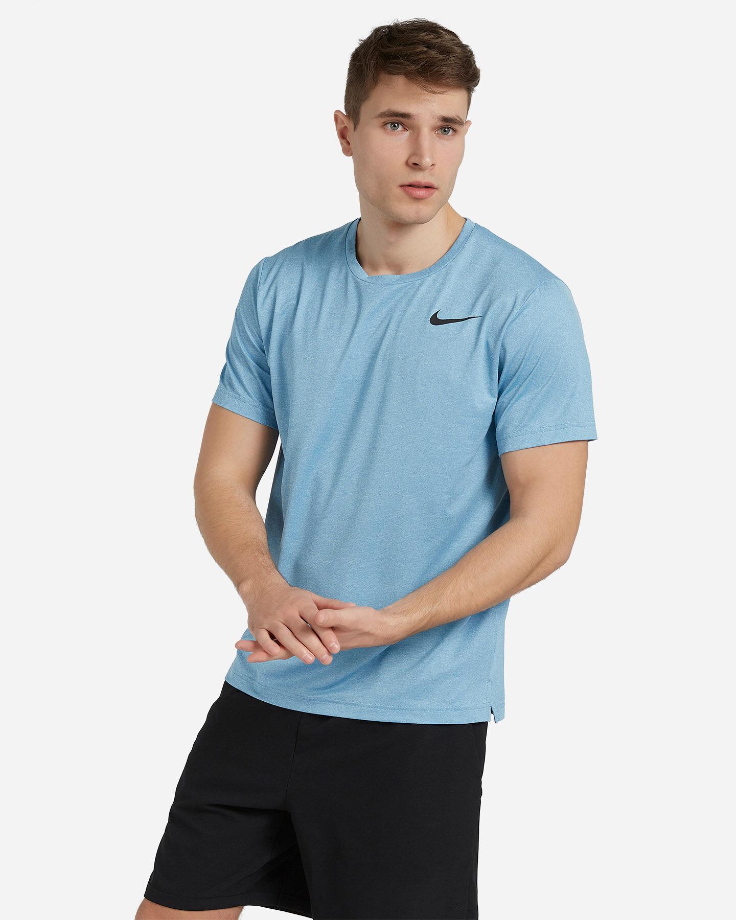 abbigliamento training uomo nike