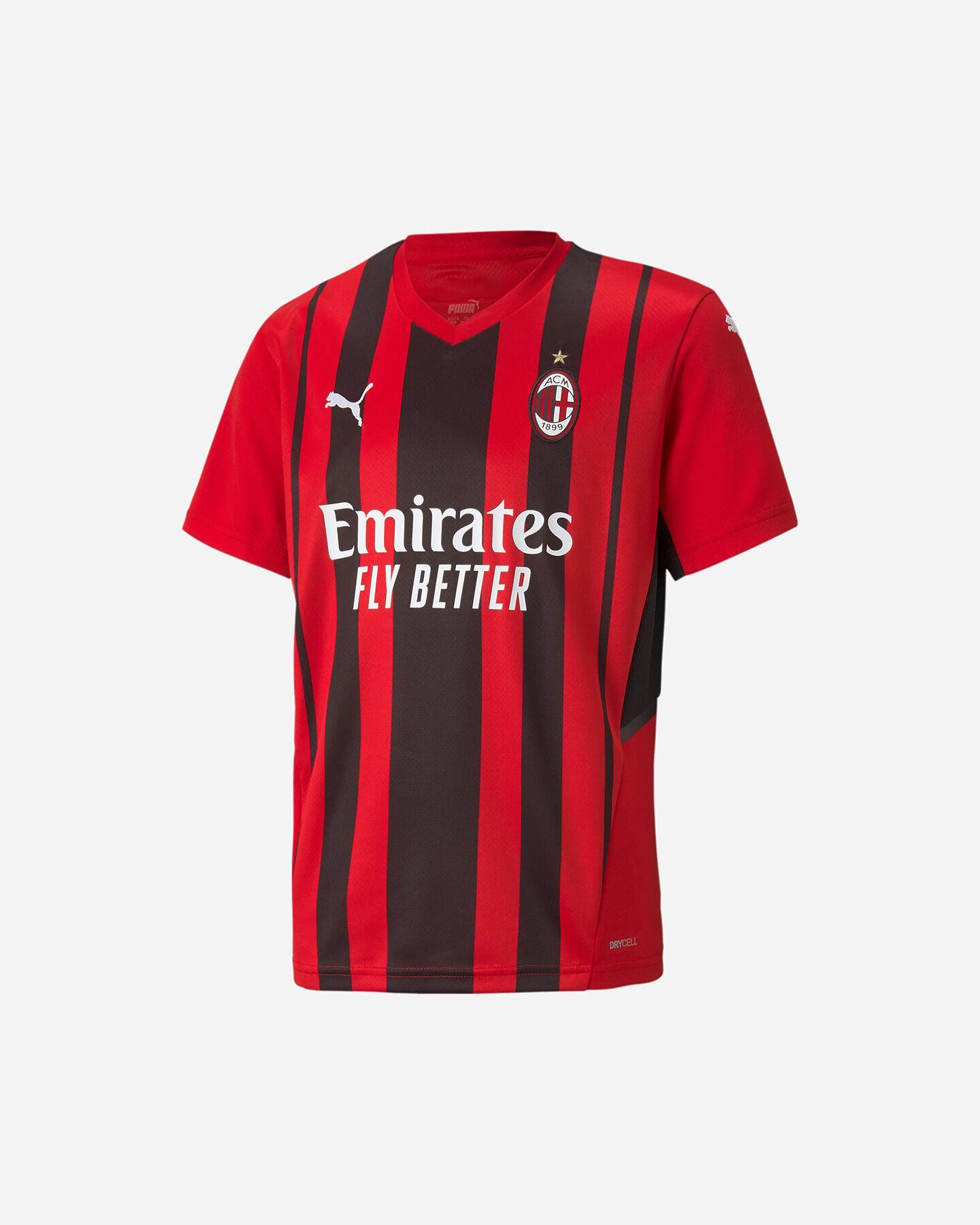 PUMA CALCIO: divise ufficiali calcio AC Milan | Cisalfa Sport