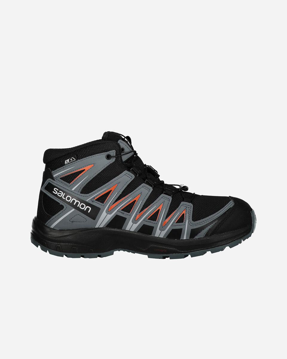 Scarpe escursionismo SALOMON XA PRO 3D MID JR S5044652 scatto 0