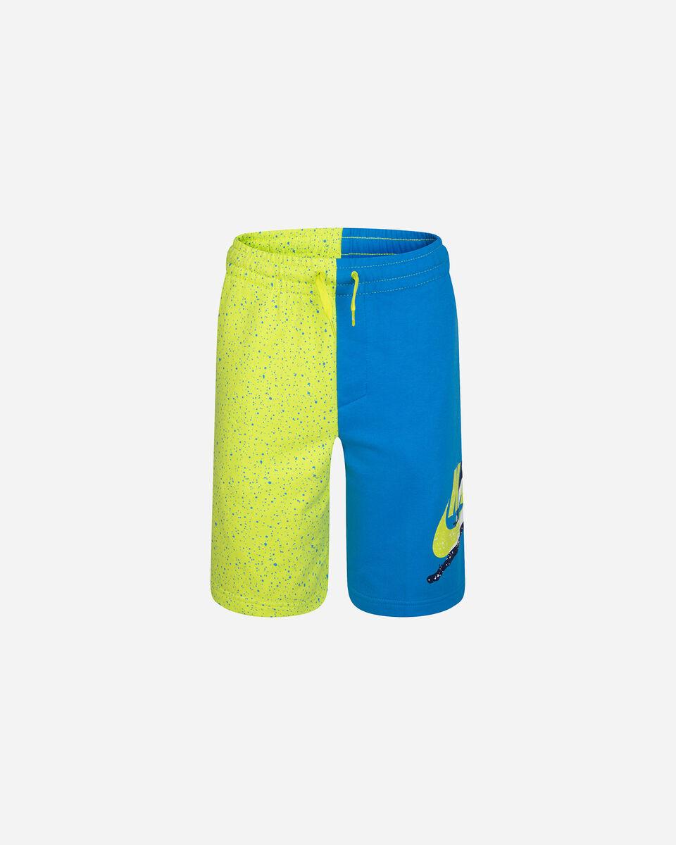 Pantaloncini basket NIKE JORDAN JUMPMAN CLASSIC II JR S5200851 scatto 0