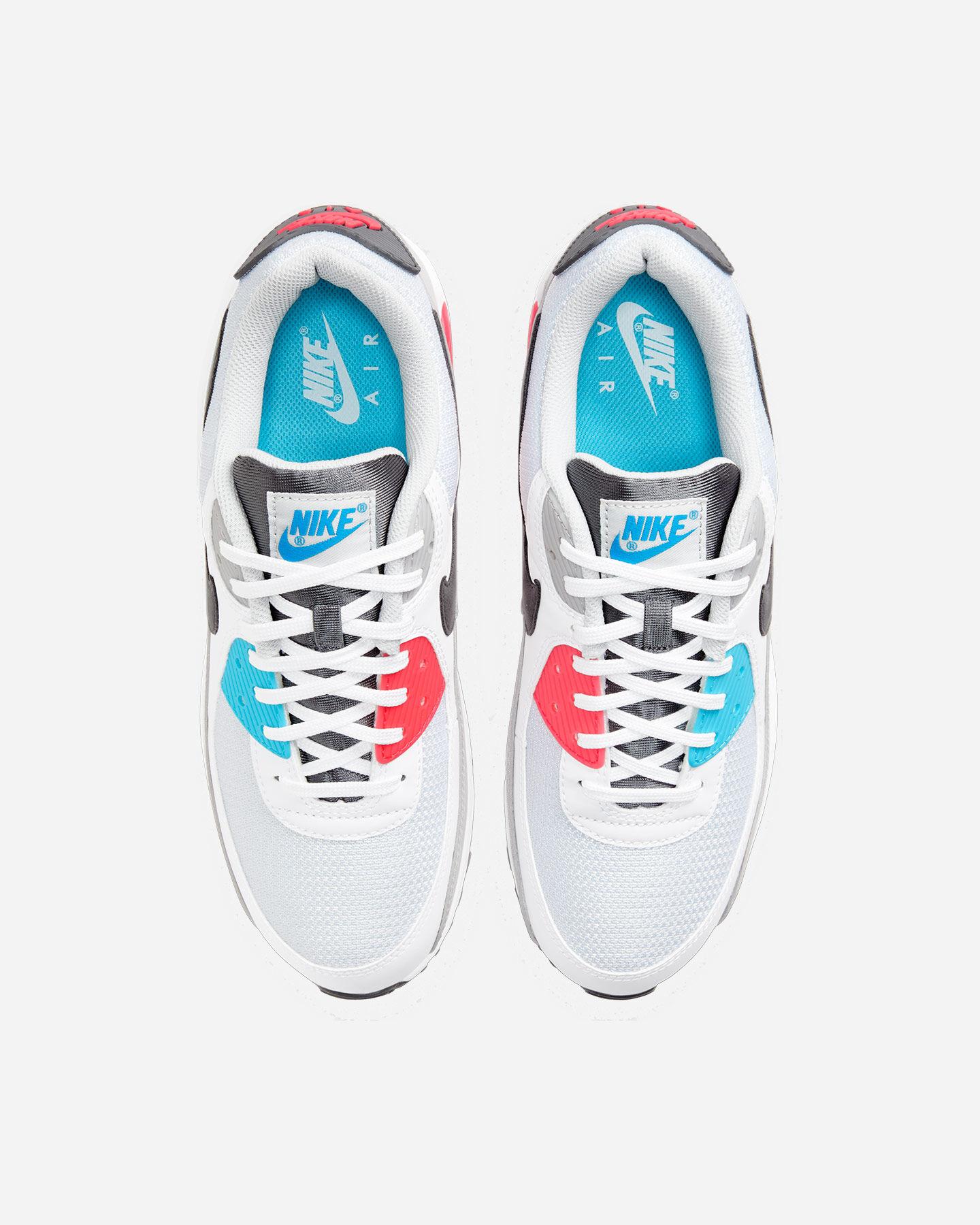 Scarpe sneakers NIKE AIR MAX 90 M S5270418 scatto 3