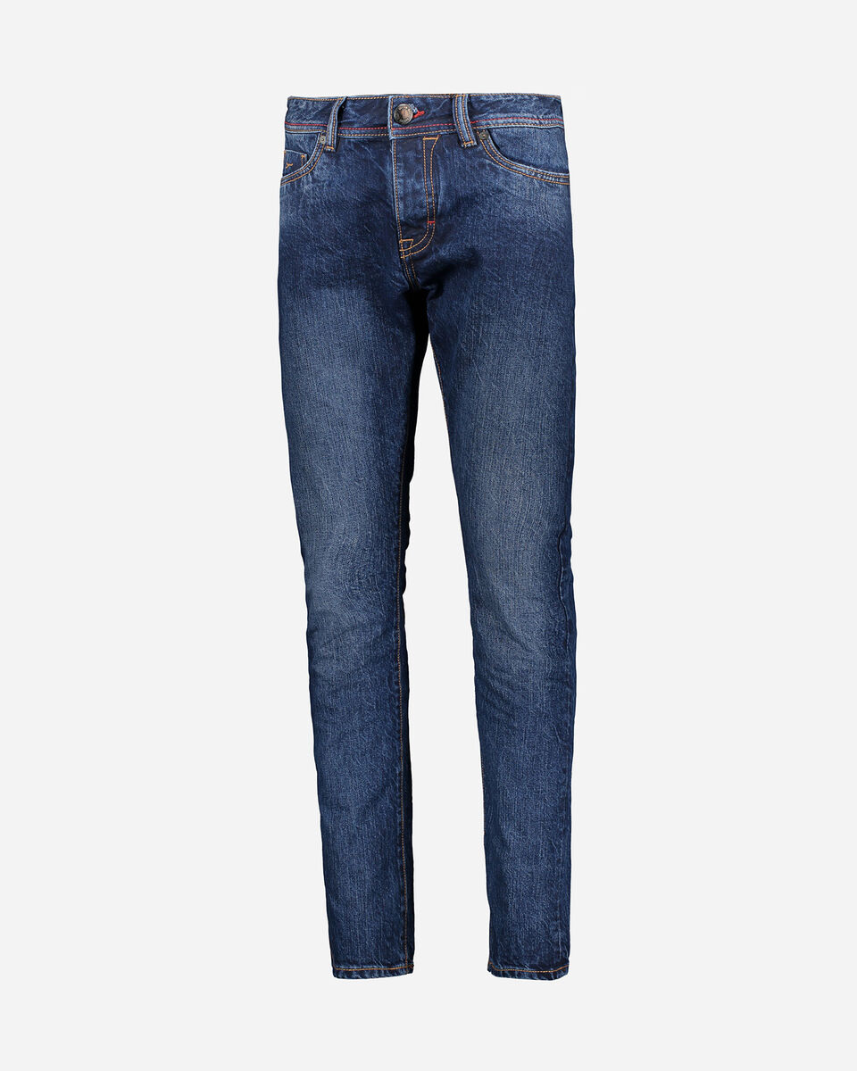Jeans COTTON BELT 5TS SLIM M S4076649 scatto 4