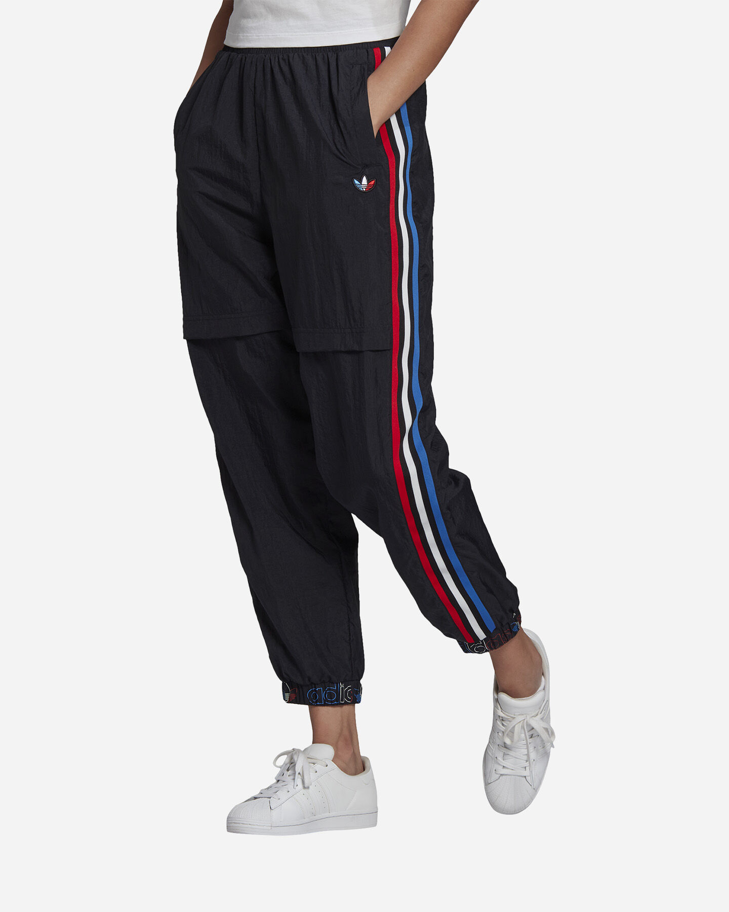 Pantalone ADIDAS ADICOLOR TRICOLOR JAPONA W S5272950 scatto 1
