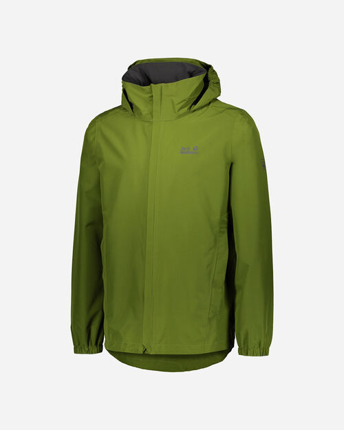 Giacca outdoor JACK WOLFSKIN STORMY POINT M