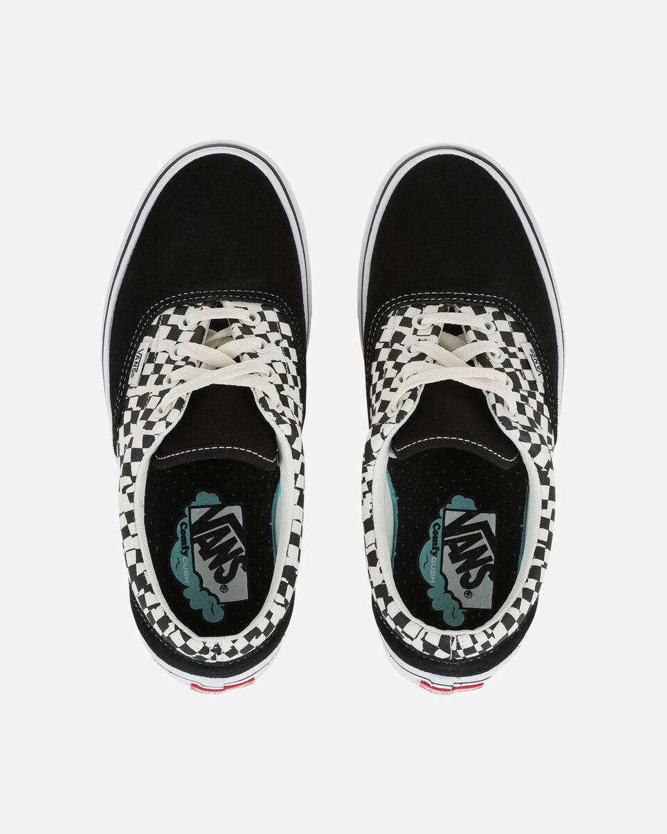 Scarpe sneakers VANS TEAR CHECK COMFYCUSH ERA M S5119650 scatto 3