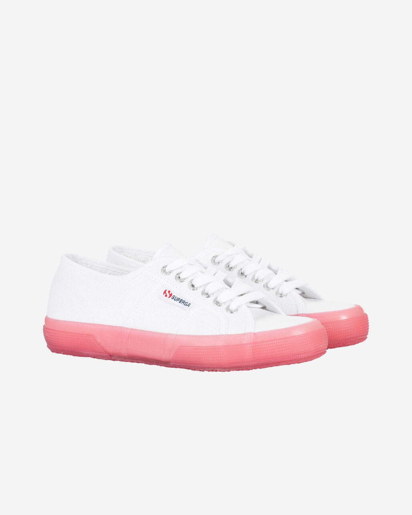 Scarpe sneakers SUPERGA 2750 JELLYGUM COTU W S4077698 scatto 1