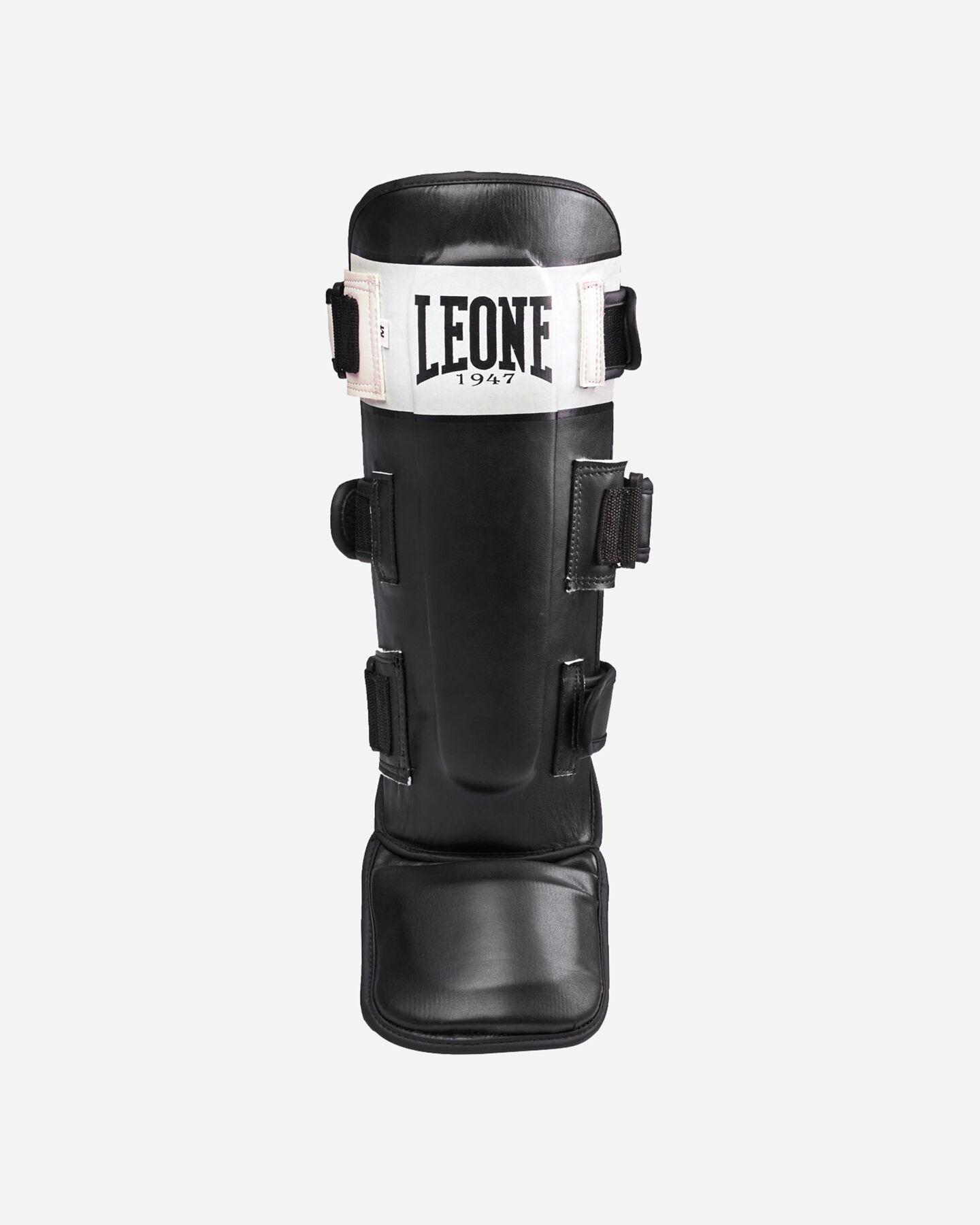 Accessorio boxe LEONE PARATIBIA SHOCK S1292745 scatto 1