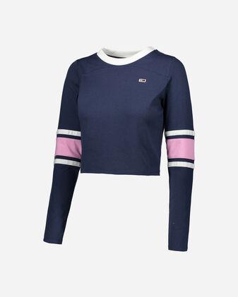 T-Shirt TOMMY HILFIGER CROPPED W