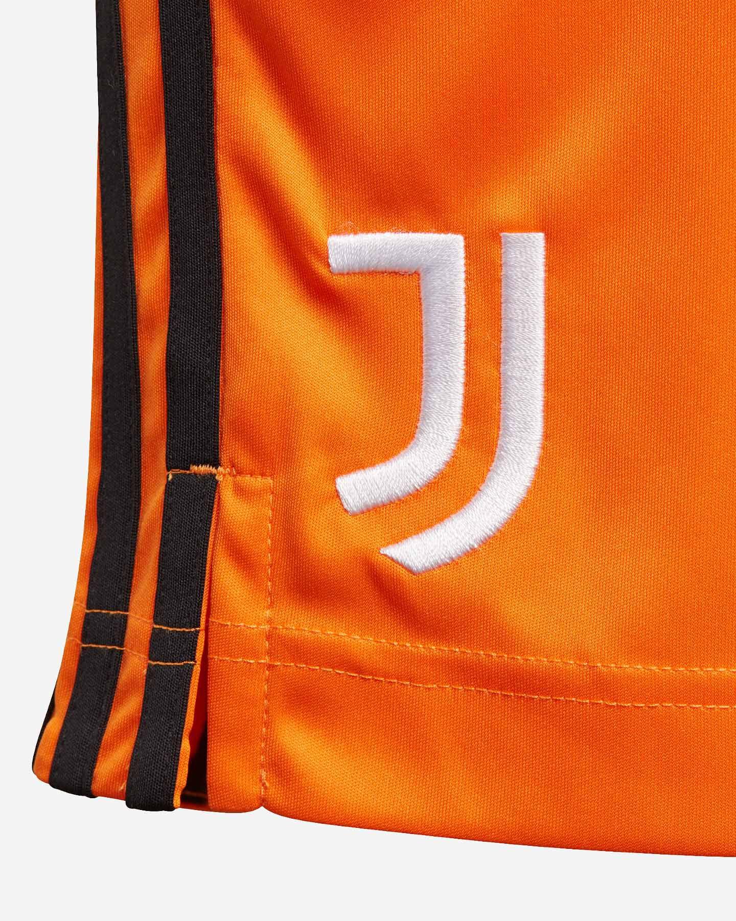 Pantaloncini calcio ADIDAS JUVENTUS THIRD 20-21 JR S5217281 scatto 3