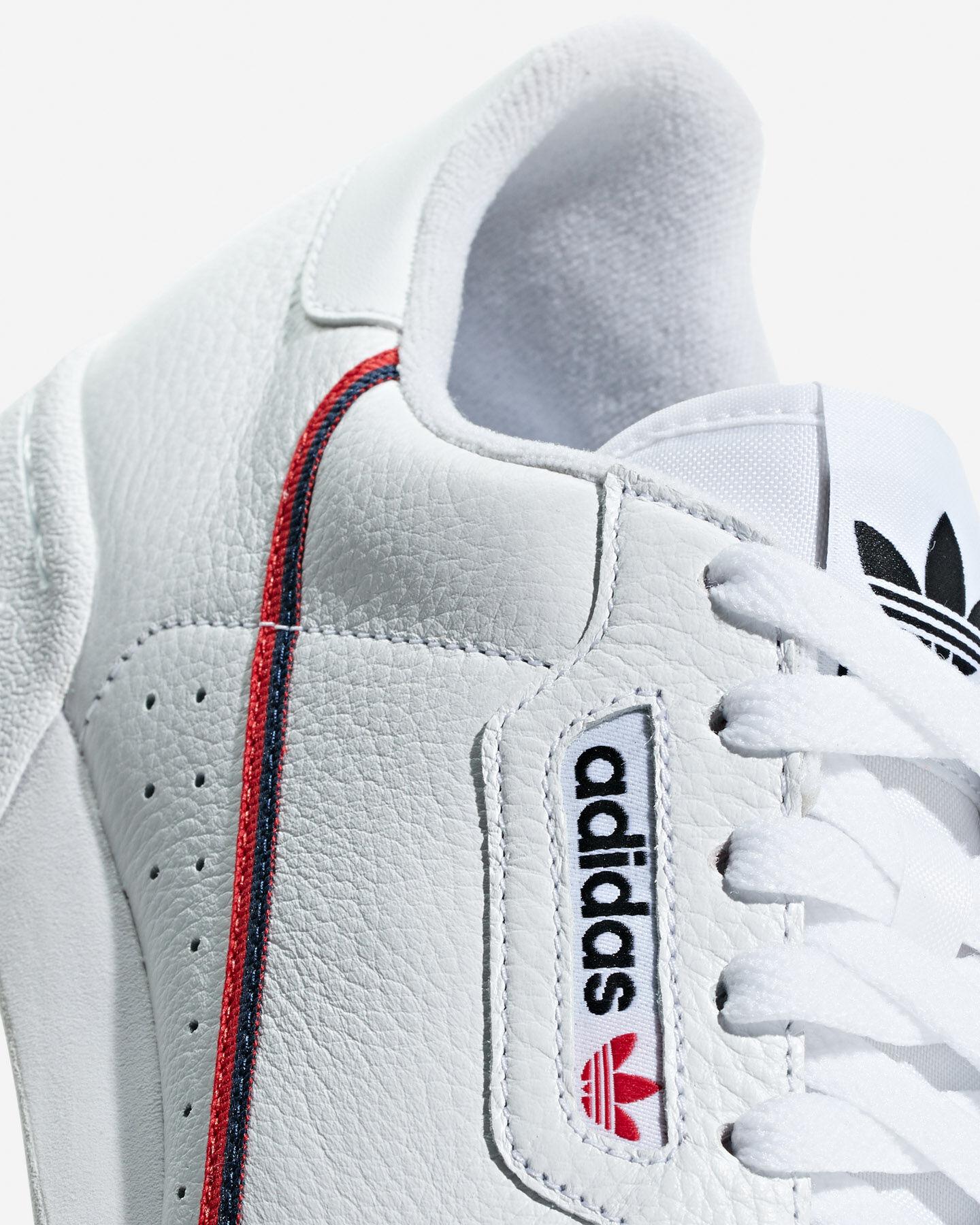 emotivo Morto nel mondo spugna  Scarpe Sneakers Adidas Continental 80 M G27706 | Cisalfa Sport