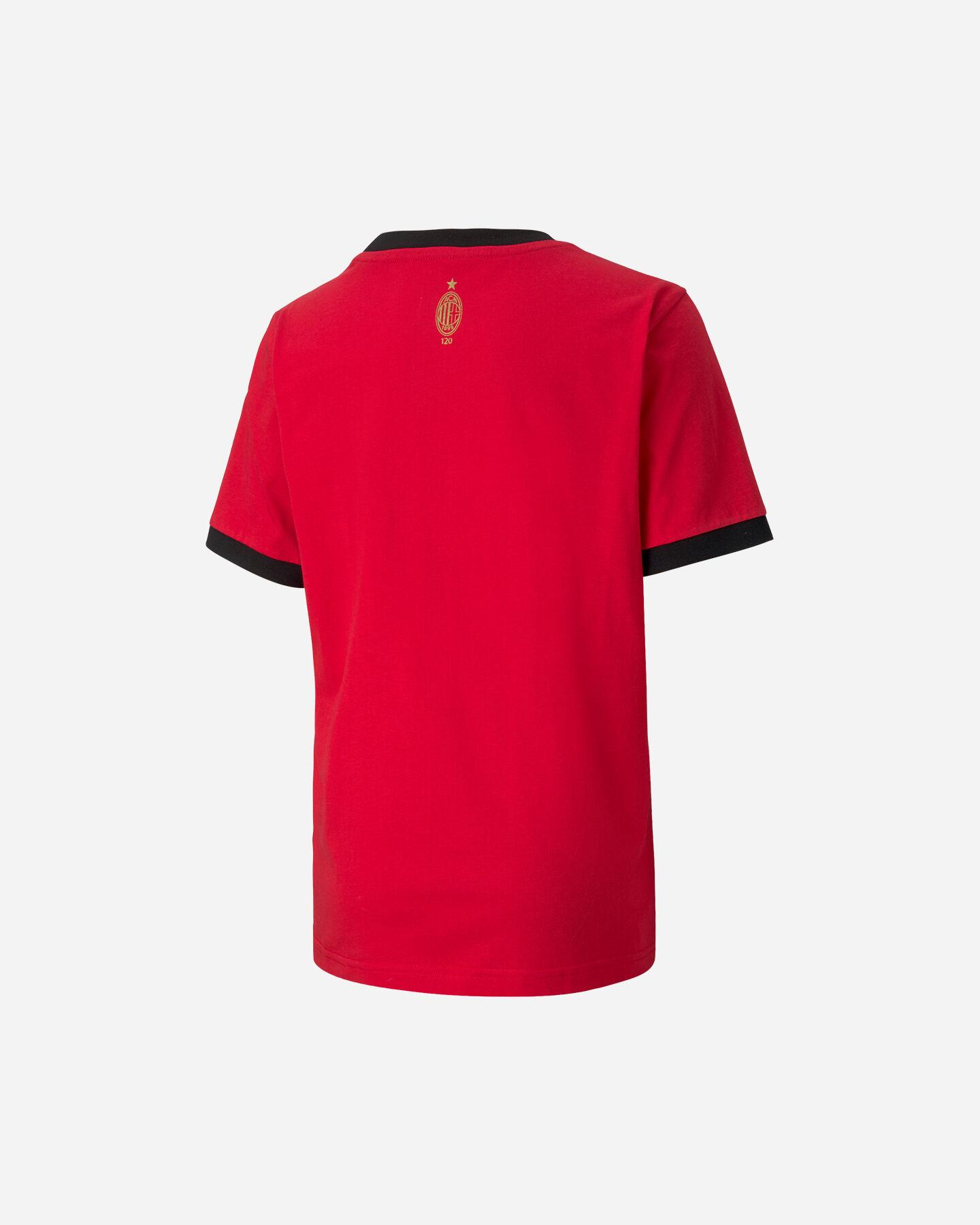 Abbigliamento calcio PUMA MILAN FAN JR S5185559 scatto 1