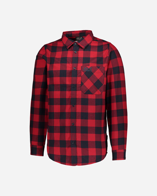 Micropile JACK WOLFSKIN RED RIVER W