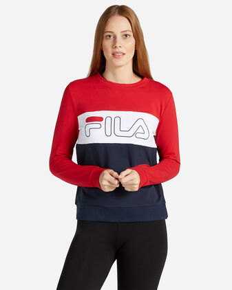 Felpa FILA COLOR BLOCK W