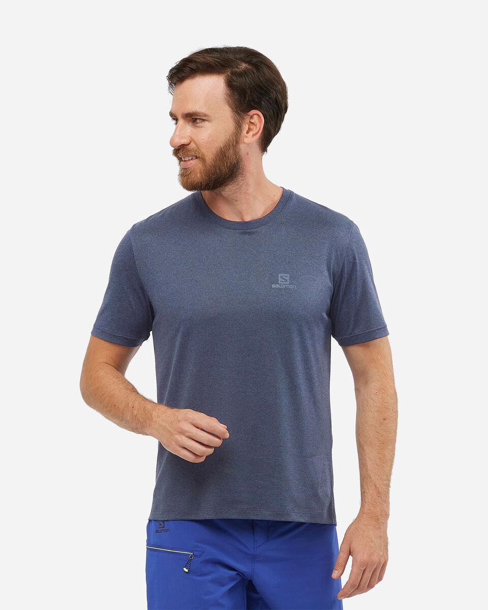T-Shirt SALOMON EXPLORE M S5288514 scatto 1