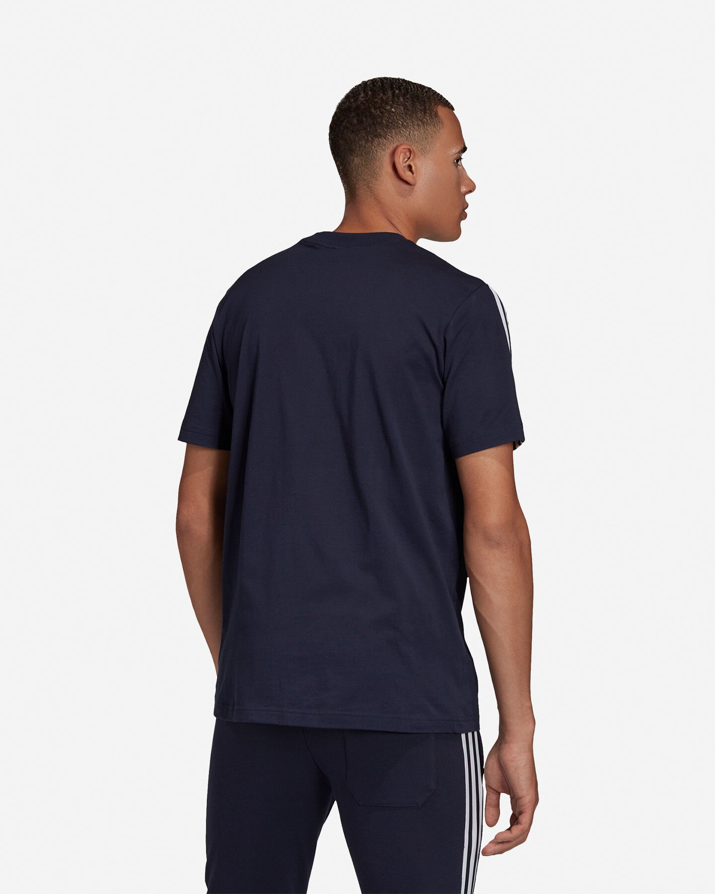 T-Shirt ADIDAS 3S TAPE M S5217933 scatto 4