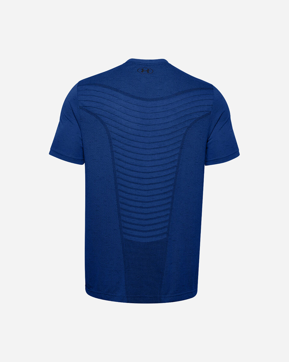 T-Shirt training UNDER ARMOUR SEAMLESS WAVE M S5228740 scatto 1
