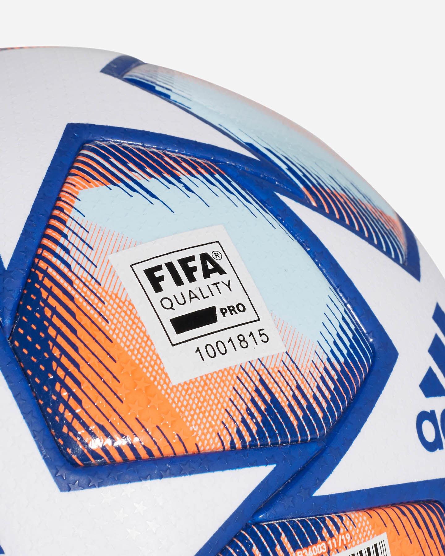 Pallone calcio ADIDAS PRO FINALE 20 MIS 5 S5217709|UNI|5 scatto 2