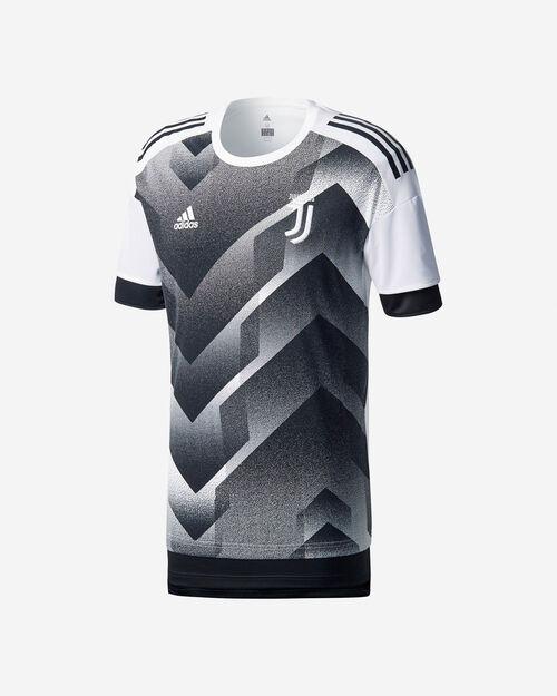 cb69a4a3197753 Abbigliamento Calcio Adidas Juventus Home Pre Match 17-18 M BS2600 ...