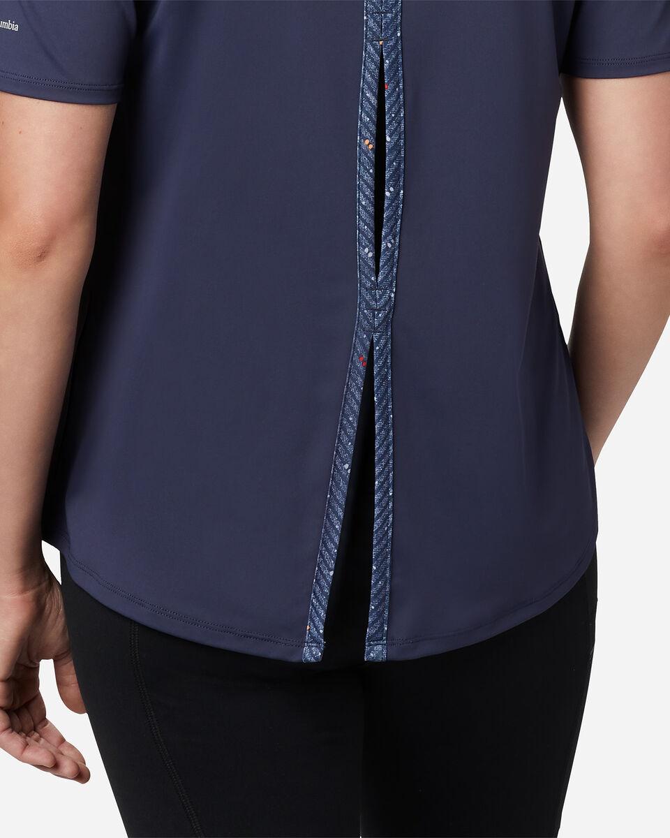 T-Shirt COLUMBIA CHILL RIVER W S5174997 scatto 5