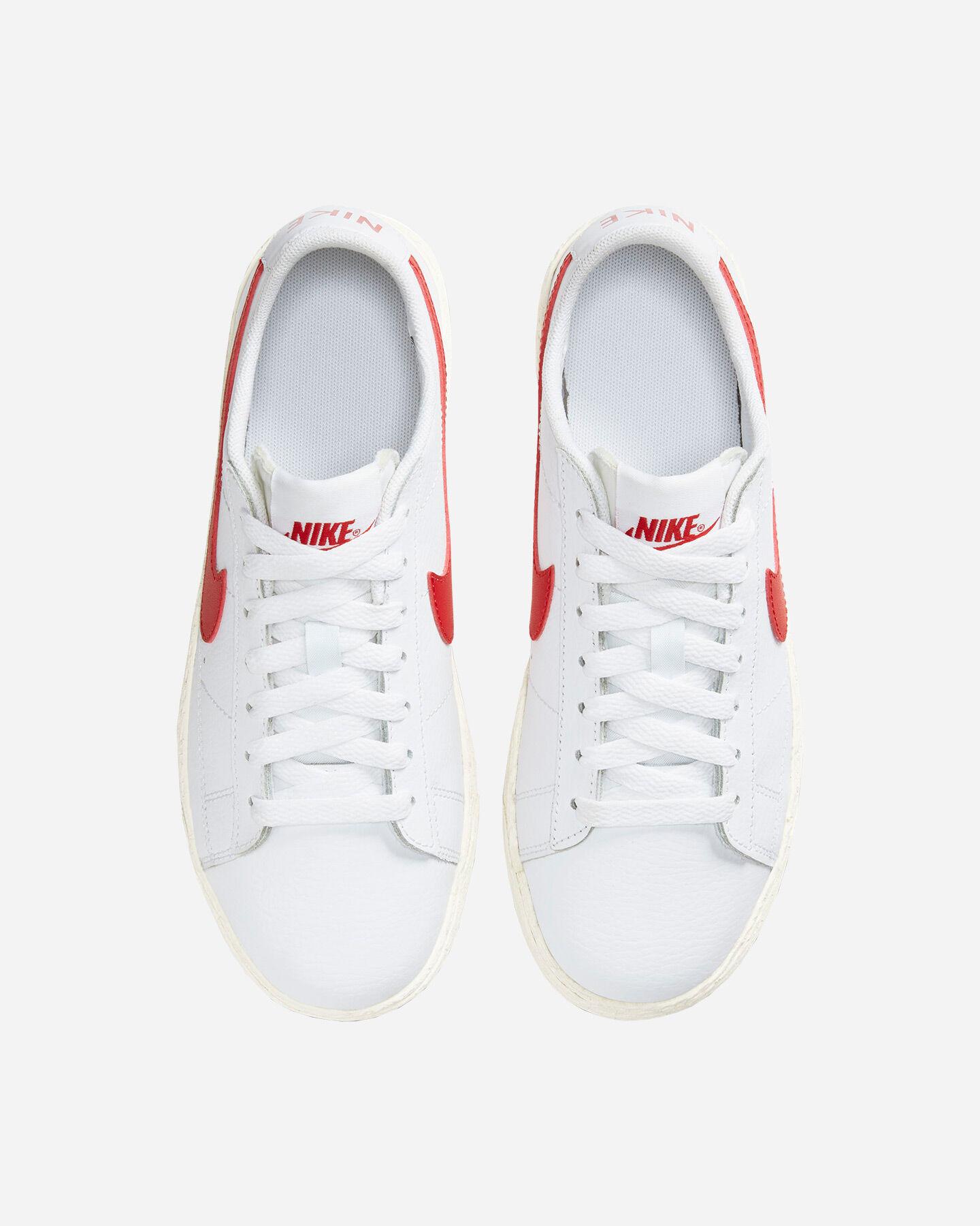 Scarpe sneakers NIKE BLAZER LOW JR GS S5230943 scatto 3