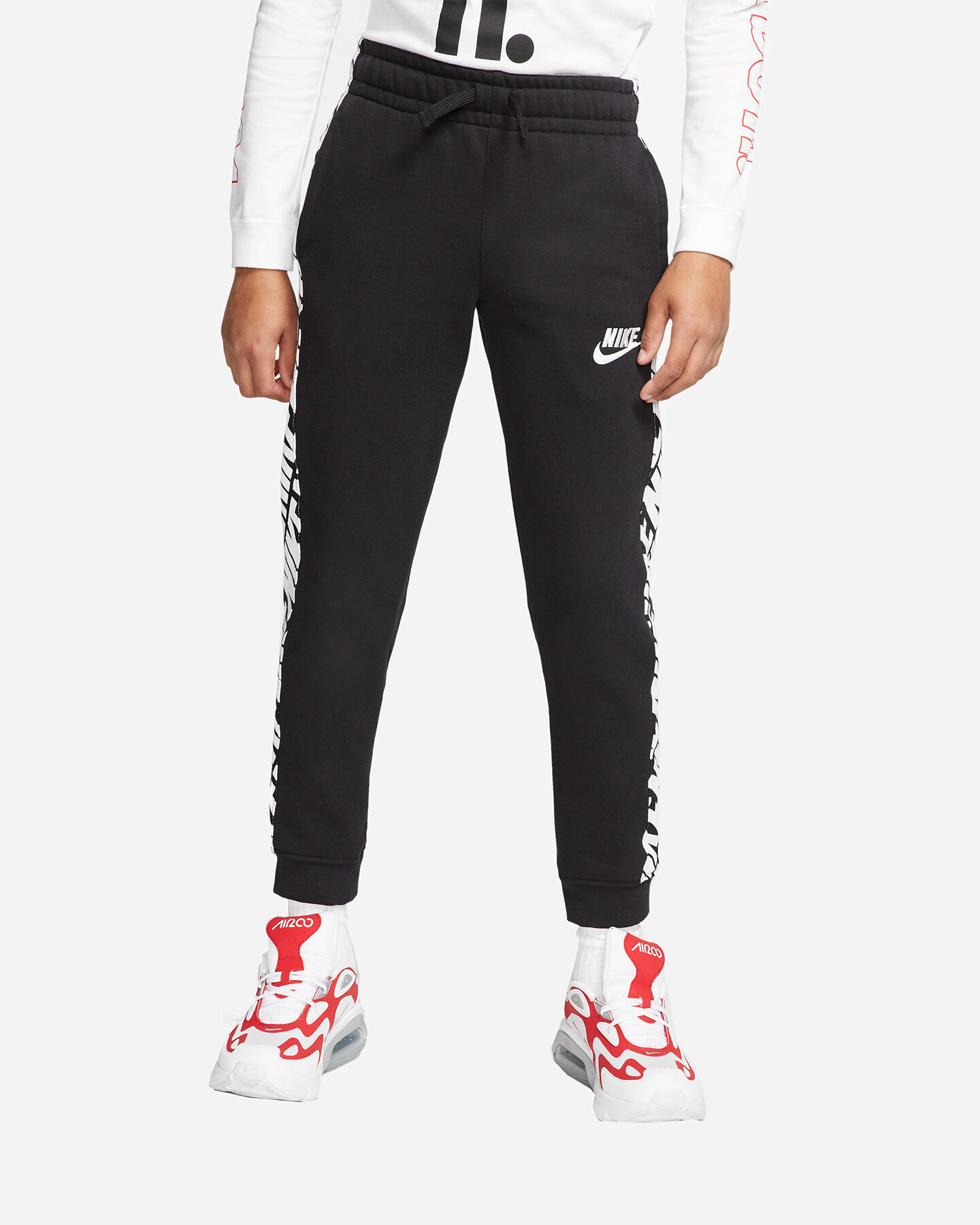 Pantalone NIKE FNG TAPE JR S5164649 scatto 0