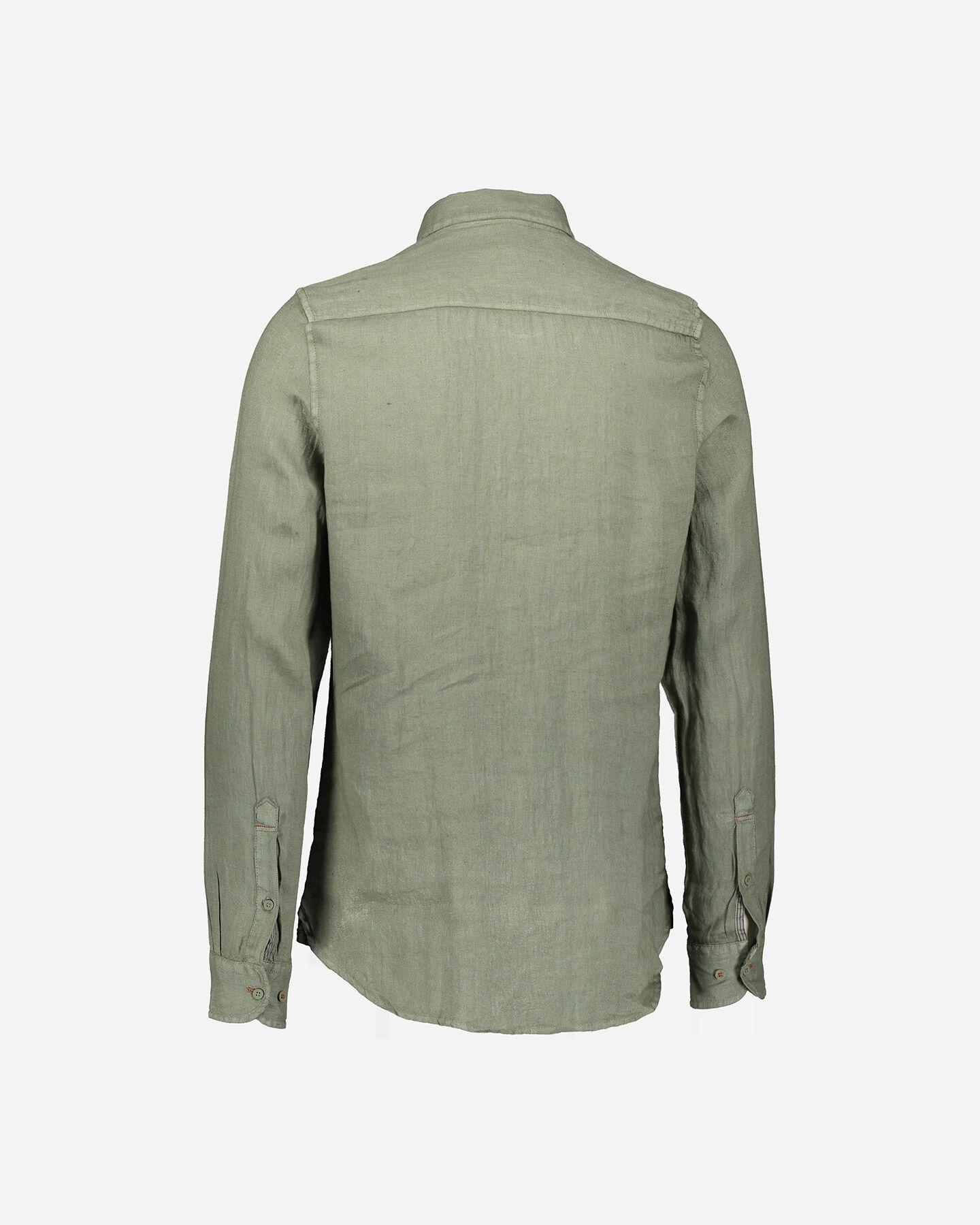 Camicia COTTON BELT LINEN M S5182791 scatto 1