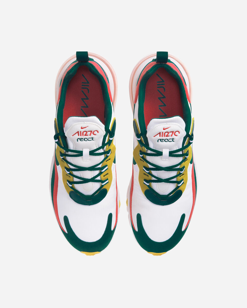 Scarpe sneakers NIKE AIR MAX 270 REACT M S5194744 scatto 3