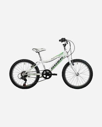 """Bici junior RUSH BIKE MTB 20"""" JR"""