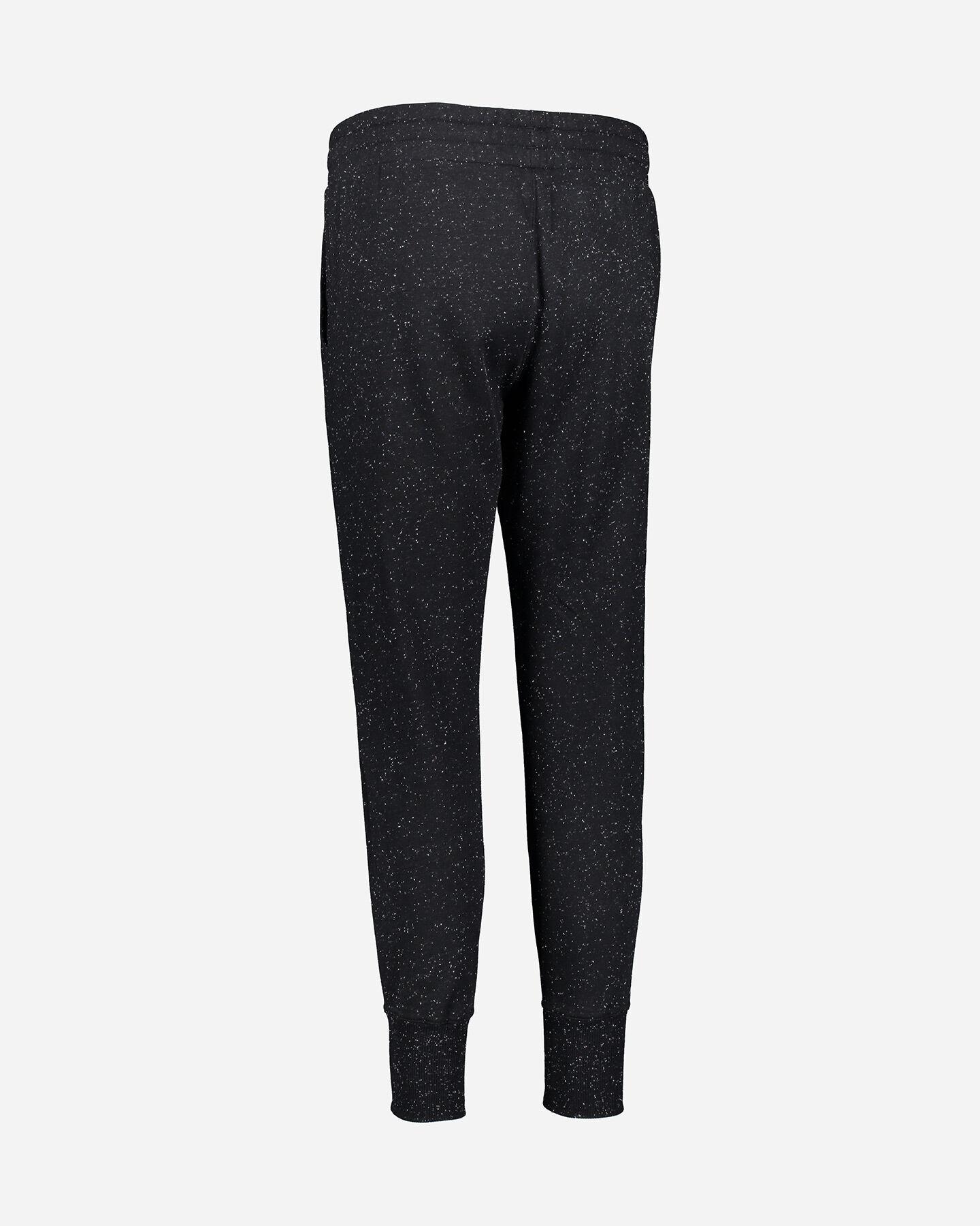 Pantalone UNDER ARMOUR RIVAL FLEECE METALLIC W S5229258 scatto 2