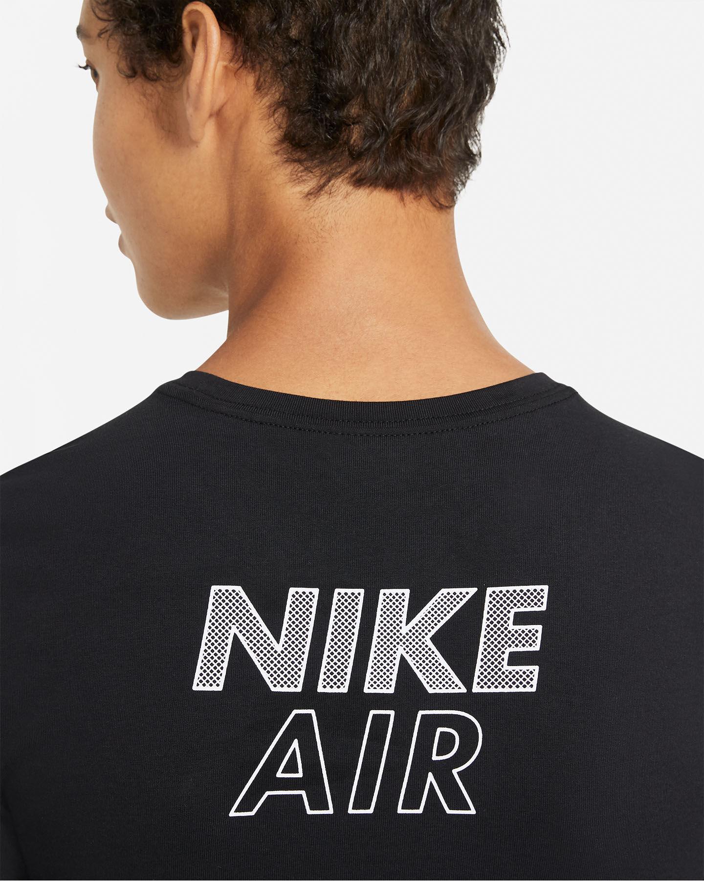 T-Shirt NIKE CROP AIR W S5269786 scatto 3