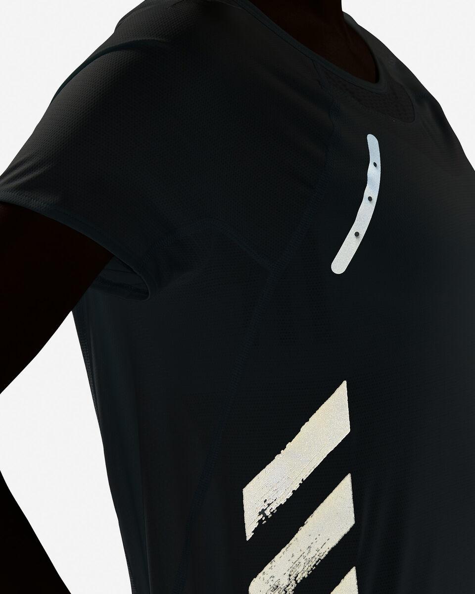 T-Shirt running ADIDAS HEAT.RDY W S5154889 scatto 5