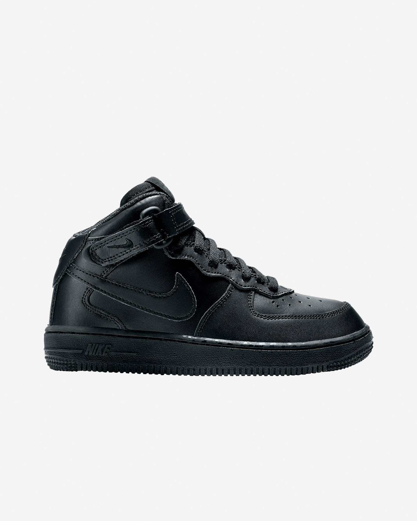 Scarpe sportive NIKE AIR FORCE 1 MID JR PS S4019304 scatto 0