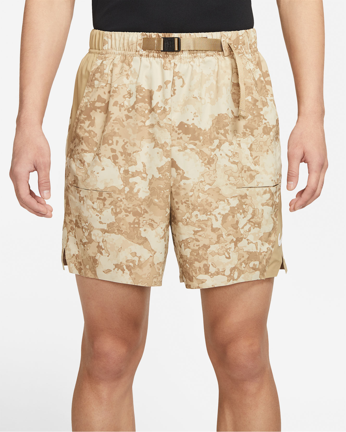Pantaloncini tennis NIKE FLEX SLAM M S5268895 scatto 1